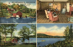 Sportsman's Wigwam, Big Diamond Pond