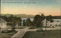 Harbor Homestead-on-Lake Champlain
