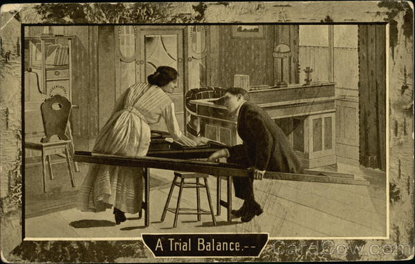 A Trial Balance Couples