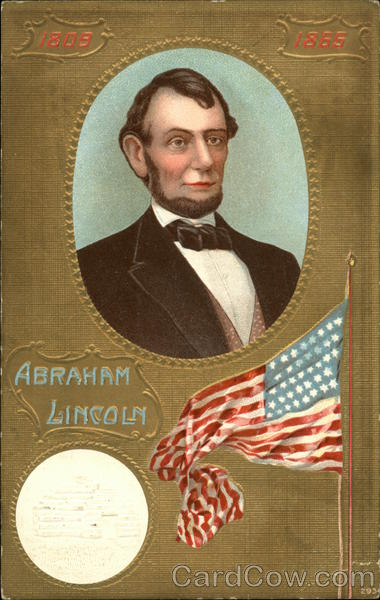 Abraham Lincoln, 1805 - 1865 Presidents