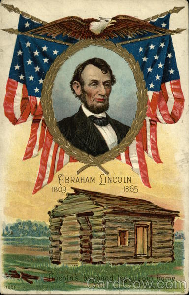 Abraham Lincoln, 1809-1865 Presidents