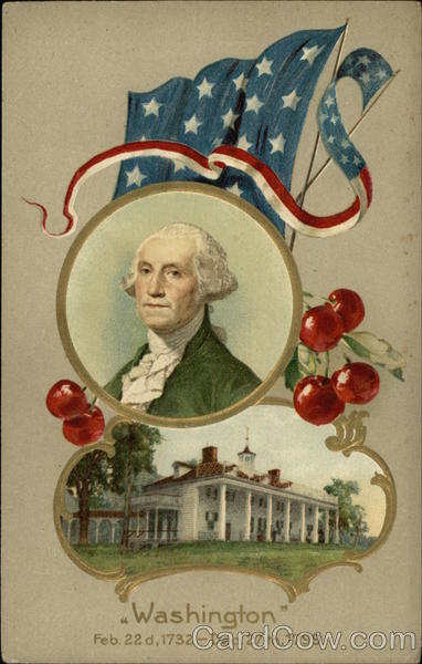 Washington Feb. 22d, 1732 - Dec. 27th, 1799 Presidents