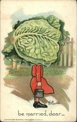 Cabbage be Married, Dear