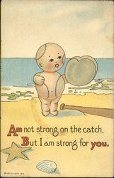 Am not Strong on the Catch, But I am Strong for You