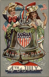 Liberty Bell - 4th of July