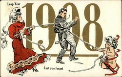 Leap Year - Lest You Forget 1908