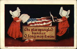 The Star-Spangled Banner O, Long May it Wave