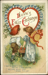 Love's Fair Exchange