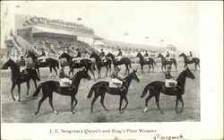 J.E. Seagram's Queen's and King's Plate Winners