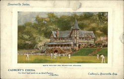 Cadbury's Cocoa - Men's Pavilion and Recreation Grounds