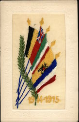 1914-1915 WWI Flags