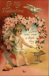 To My Valentine, Love was Once a Little Boy