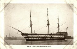 H.M.S. Victory, Portsmouth Harbour