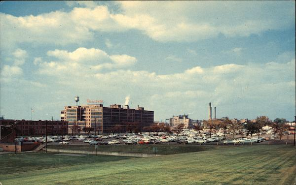 The Firestone Tire Amp Rubber Co Plant Akron Oh