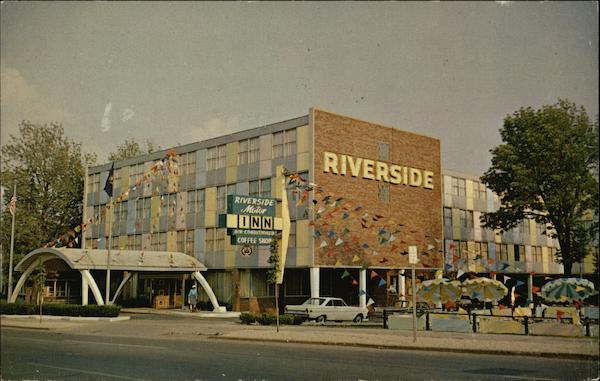Riverside Motor Inn Lansing Michigan