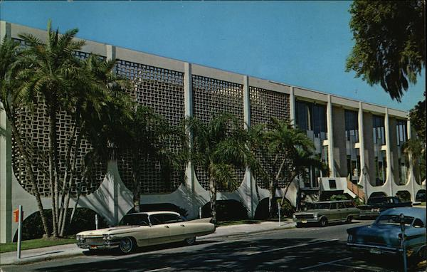 Public Library Clearwater Florida