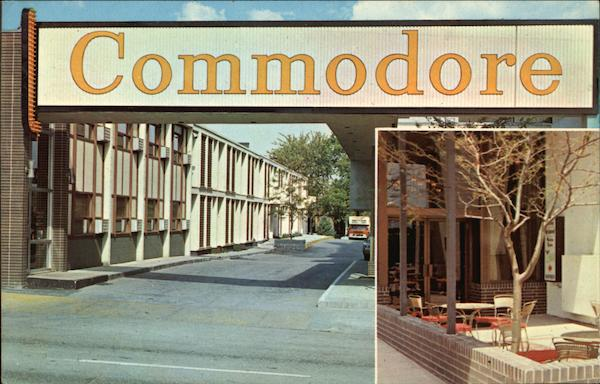 Commodore Motor Inn Omaha Nebraska