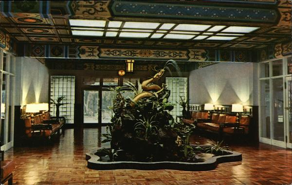 The Grand Hotel - The Golden Dragon Lobby Taipei Taiwan