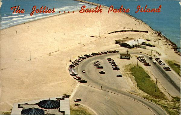 The Jetties .... South Padre Island Texas