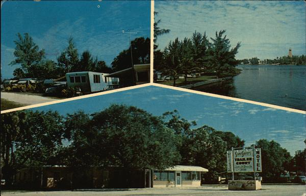 Suni Sands Motel Mobile Home Park Jupiter Florida
