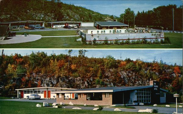 Bar Harbor Motel Maine