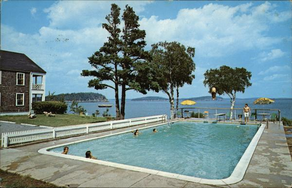 Bar Harbor Motor Inn Maine