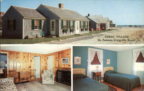 Coral Village, Craigville Beach Centerville Massachusetts