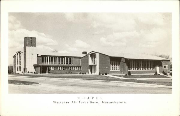 Westover Air Force Base - Chapel Springfield Massachusetts