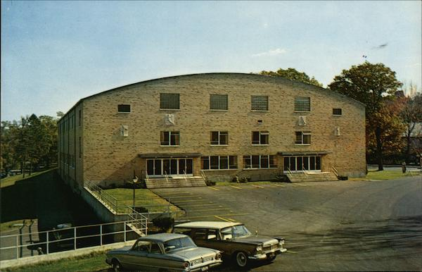 Boston College - Roberts Center, 1958 Chestnut Hill Massachusetts