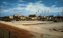 Sabine River Works - Du Pont Chemical Plant