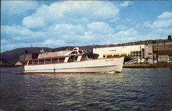 The Flame Excursion Boat