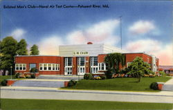 Enlisted Men's Club - Naval Air Test Center