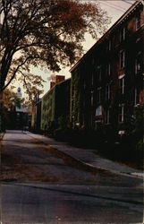 Academy Lane at The Phillips Exeter Academy