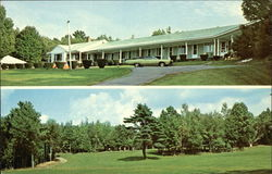 Woodland Terrace Motel and Golf Course