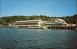 Brown Bros. Wharf, Motel and Restaurant
