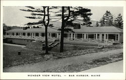 Wonder View Motel