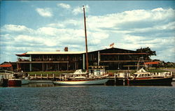 The Flying Bridge Restaurant on the Water