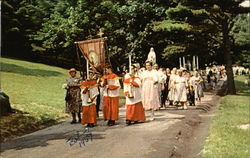 Procession (Every Sunday Afternoon), Saint Anne's Shrine