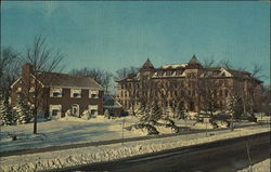 North Dakota State University - President's Home and Ceres Hall