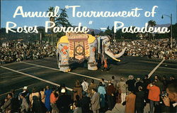 "Pasadena ""Tournament of Roses' Parade"