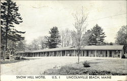Snow Hill Motel