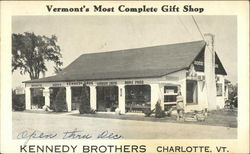 Kennedy Brothers Gift Shop