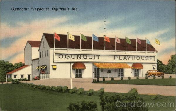 Ogunquit Playhouse Maine