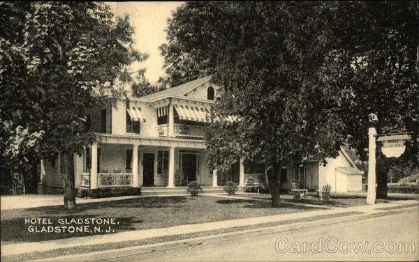 Hotel Gladstone New Jersey