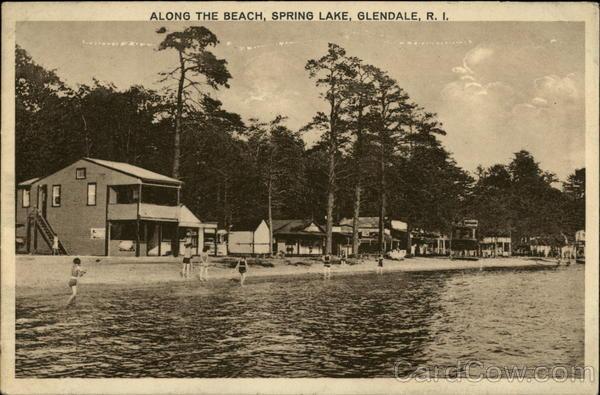 Along The Beach Spring Lake Glendale Ri
