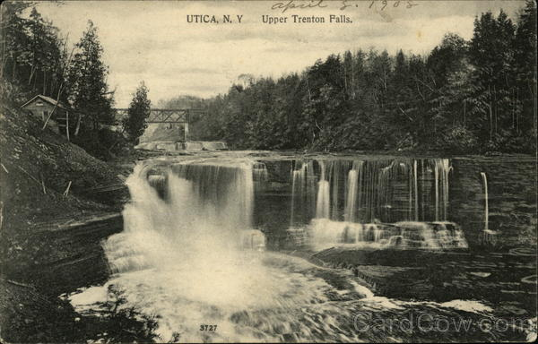 Upper Trenton Falls Utica New York
