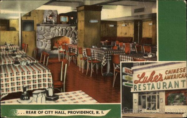 Luke S Restaurant Providence Ri