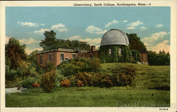 Smith College - Observatory Northampton Massachusetts