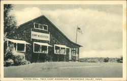 Dining Hall, YMCA Camp Woodstock
