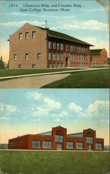 State College - Chemistry and Foundry Buildings